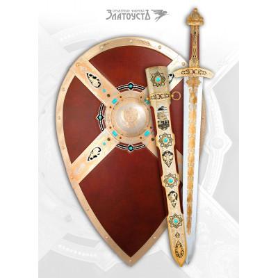 Меч и щит «Державный-4»
