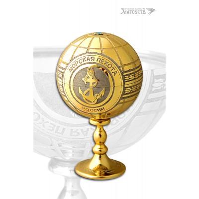 """Сувенир """"Глобус – рюмочки"""""""