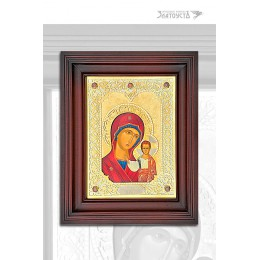 Икона Казанской Божьей Матери 4